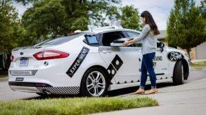 Ford testa il servizio di food delivery con veicoli a guida autonoma