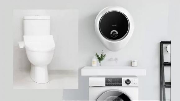 Xiaomi annuncia il nuovo copriwater smart, ed una mini-lavatrice da appendere al muro