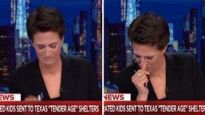 Stati Uniti: in redazione arriva la terribile notizia e la giornalista non riesce a trattenere le lacrime