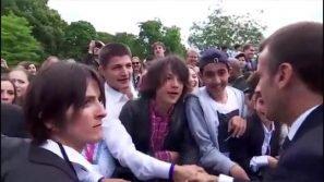 """Macron sgrida e umilia uno studente: """"Chiamami signor Presidente, imbecille!"""""""