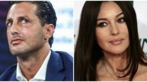 Fabrizio Corona confessa di aver avuto un flirt con Monica Bellucci