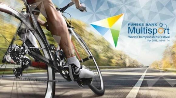 Ai Mondiali Multisport di Fyn, l'azzurro Giovanni Bianco centra il primo posto nel triathlon di lunga distanza