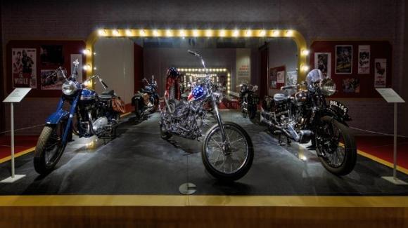 """""""Easy Rider – Il mito della motocicletta come arte"""" è in mostra a Venaria"""