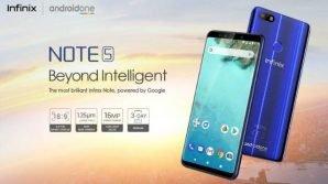 Infinix Note 5: phablet per giovani professionisti, anche con X-Pen e Android One