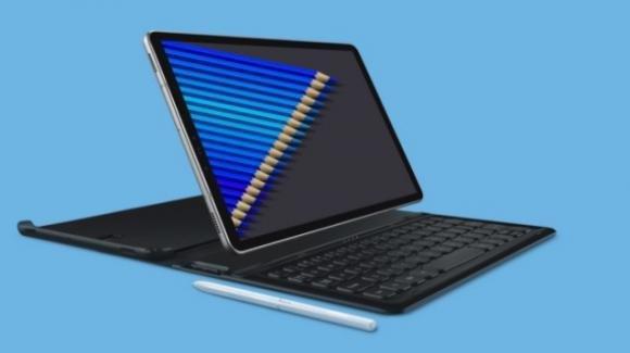 Galaxy Tab S4: a sorpresa, è arrivato il nuovo top gamma dei tablet Android