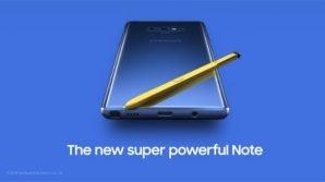 Samsung Galaxy Note 9 svelato per errore: ecco tutto quello che è noto