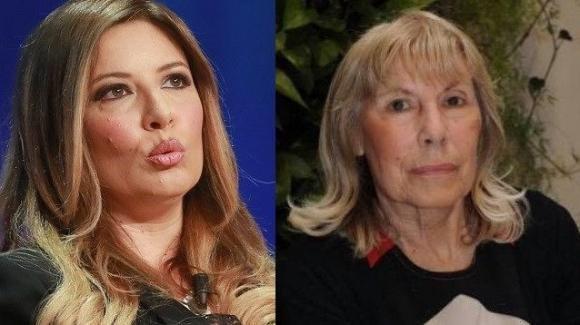 Selvaggia Lucarelli lancia un appello disperato sui social per ritrovare la madre scomparsa