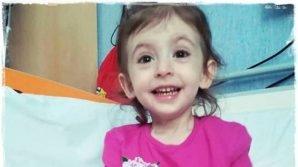 Elisa Pardini, la bambina di 4 anni malata di leucemia, sta malissimo