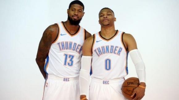 NBA, verso la stagione 2018-2019. Oklahoma City Thunder: grandi ambizioni con Russell Westbrook e compagni