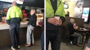Anziano senza soldi per pagare il conto: lo fa uno sconosciuto