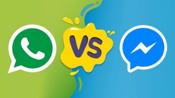 Messenger e WhatsApp: in roll-out i notification channel e le anteprime di GIF e foto nelle notifiche