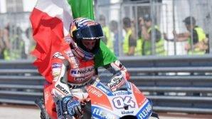 Gp Misano: vola Dovizioso nel Gran Premio di San Marino. Marquez 2° allunga nel mondiale
