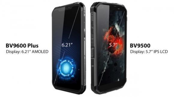 Blackview BV 9600 Plus: rugged phone di fascia alta con notevoli prestazioni