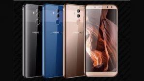 Meiigo Mate 10: phablet medio gamma ispirato al Mate 10 della rivale Huawei