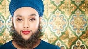 Harnaam Kaur, la ragazza con la barba contro bullismo e discriminazioni