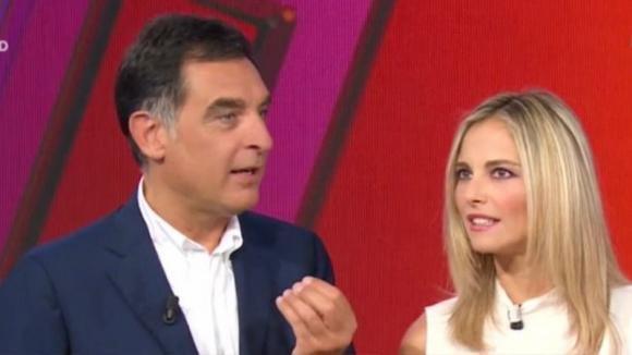 La rivelazione shock di Francesca Fialdini in diretta fa il giro  del web