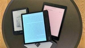 Kobo Forma, l'ebook reader impermeabile che fa il verso al Kindle Oasis