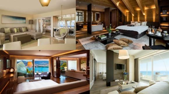 Le riqualificazioni di design degli hotel incrementano il turismo