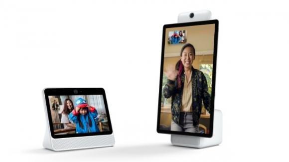 Portal e Portal+: ecco gli smart display secondo Facebook