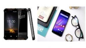Budget phone: Oukitel WP1 con ricarica wireless vs Vernee M3 con face unlock