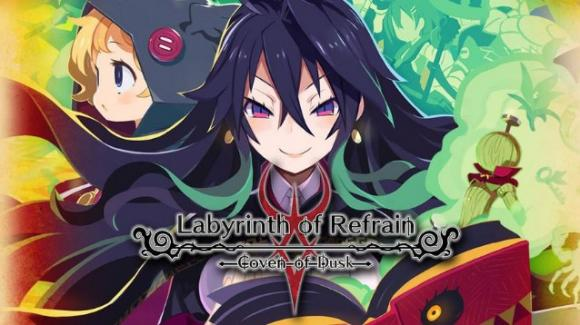"""Labyrinth of Refrain: Coven of Dusk"": recensione di un nuovo Japan RPG"