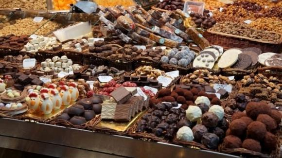 Eurochocolate di Perugia, quest'anno festeggia 25 anni