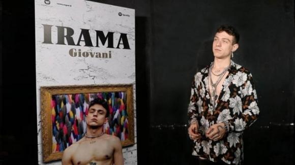 """""""Giovani"""", il nuovo album di Irama"""