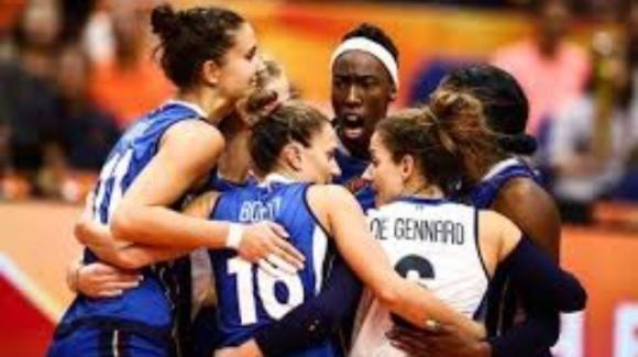 Mondiale di volley femminile: l'Italia è in finale, battuta la Cina