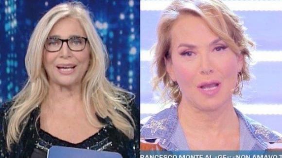 Ascolti Tv, Barbara D'Urso vince nuovamente contro Mara Venier