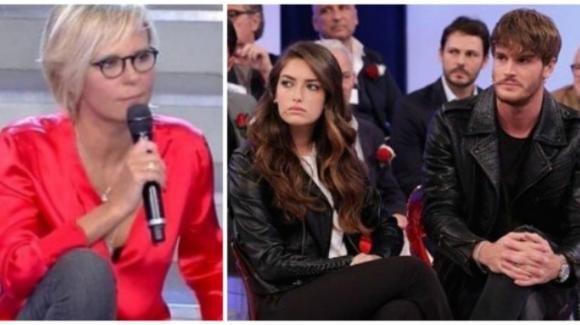 """Uomini e Donne, Maria De Filippi attacca Nilufar Addati: """"Con te sarebbe successo l'inferno"""""""
