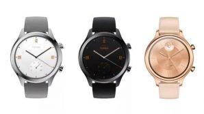 Mobvoi TicWatch C2: smartwatch WearOS minimalista ed elegante, con NFC, GPS, ed IP68