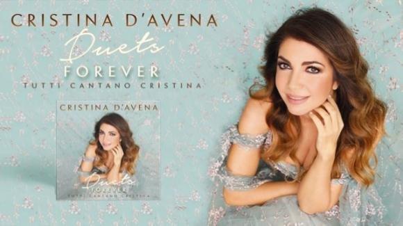 Duets Forever, il nuovo album di Cristina D'Avena