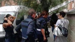 Ostia: Federica Angeli insultata e minacciata dai membri famiglia Spada durante lo sgombero