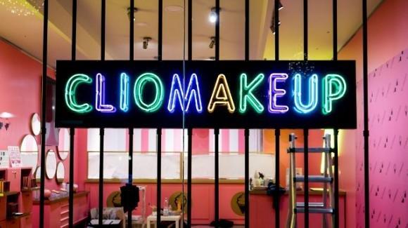 Clio Make-up apre il primo pop-up store a Roma