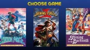 Shining Force Classics, l'intera saga fantasy-steampunk arriva su Android e iOS via SEGA Forever