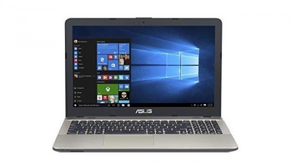 Asus VivoBook Notebook X541N: recensione laptop con 4 GB di Ram e HDD 500 GB