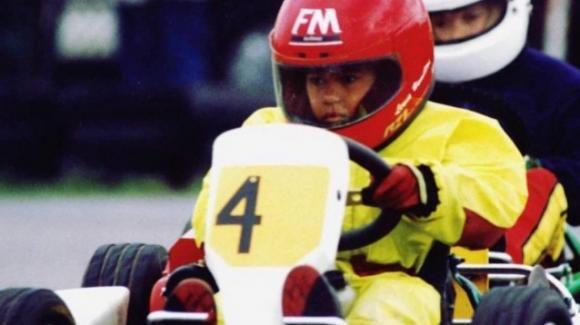 """Lewis Hamilton: """"Il rivale ai tempi dei Go Kart che non ho mai battuto"""""""