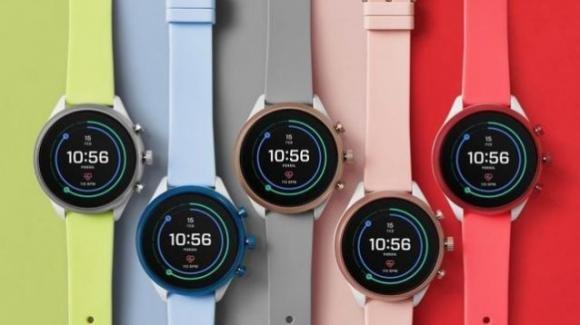 Fossil Sport: ecco il nuovo smartwatch con Snapdragon 3100, per giovani e sportivi