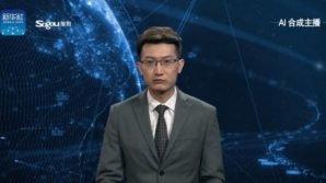 Cina, il primo giornalista robot che legge le notizie