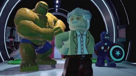 Tutte le apparizioni di Stan Lee, papà dei supereroi Marvel, nel mondo dei videogame