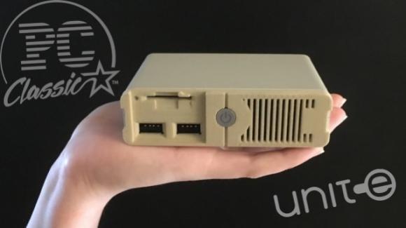 PC Classic: in arrivo il mini tower per il gaming anni '80/'90 a suon di videogame DOS