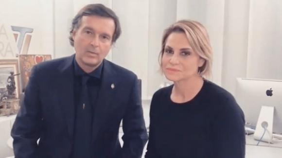 Simona Ventura, dopo l'annuncio rivelato il motivo della rottura con Gerò Carraro