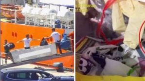 Sequestrata la nave Aquarius: smaltiva in Italia i rifiuti infettivi dei migranti