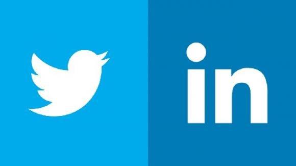 Twitter de-enfatizza l'interfaccia (in particolar modo su iOS), Linkedin introduce le Storie