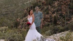 """Arizona, muore prima del matrimonio: fidanzata posa in abito da sposa con il """"defunto"""""""