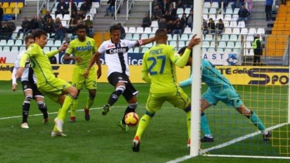 Parma Sassuolo 2-1: Gervinho e Bruno Alves regalano la vittoria ai crociati