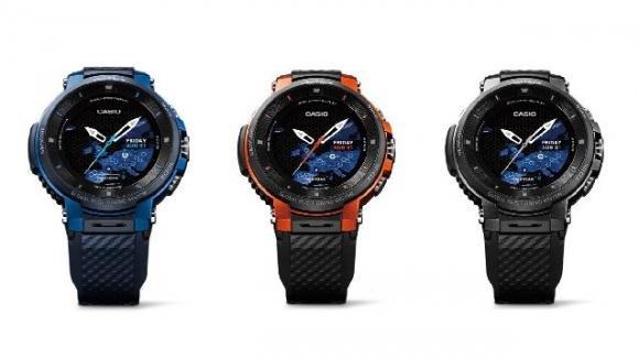 Casio WSD-F30 Pro Trek, il miglior smartwatch al mondo per gli amanti del ciclismo (e non solo)