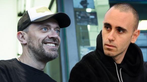 Max Pezzali e Zerocalcare al Circolo dei Lettori di Torino