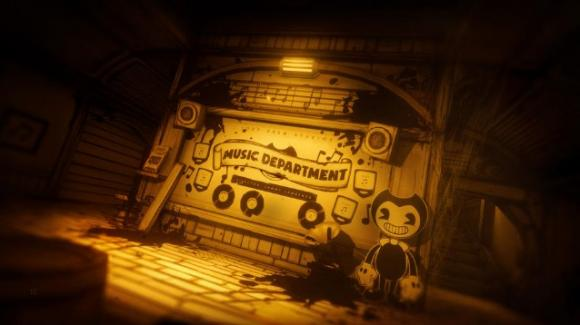 Bendy and the Ink Machine: il survival horror stile Cuphead arriva su Android