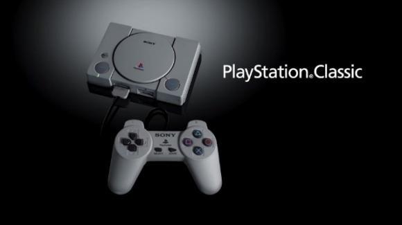 PlayStation Classic mini: la console retrogaming della Sony è stata un flop